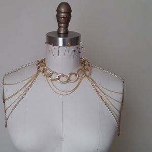 Shoulder Body Chain Jewelry